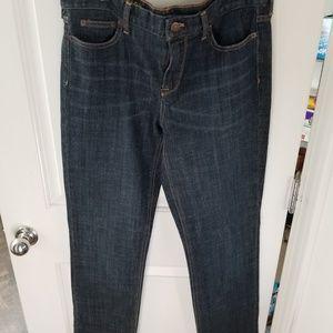 J Crew women's jeans